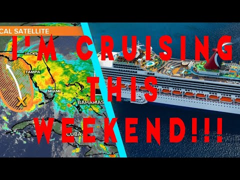 Cruising During A Hurricane?!   Live Chat With Josh & Momma H!