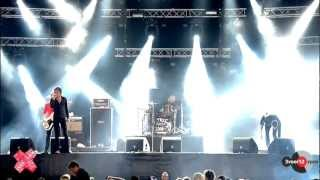 Refused - Liberation Frequency - Lowlands 2012