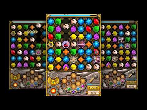 Jewellust: HD Android puzzle game