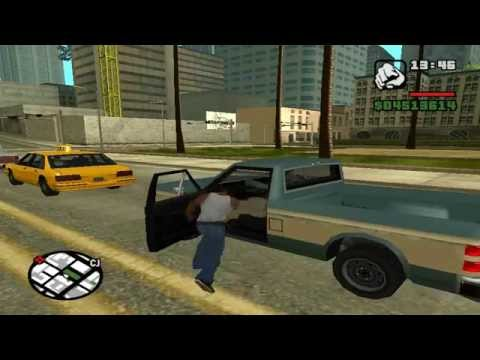 Terror no GTA San Andreas - Mod Misterix 2 - Zumbis Dr. ...