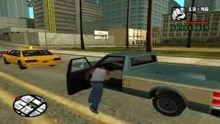 Terror no GTA San Andreas - Mod Misterix 2 - Zumbis? Dr. Salvador? Samara? - Parte 3