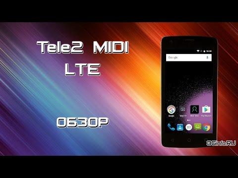 Tele2 Midi LTE. Обзор