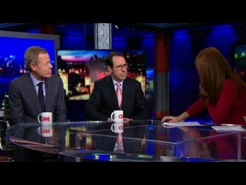 AT&T, Time Warner CEOs discuss the new deal