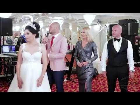 Armin Si Petrica Ncicoara - Super SHOW || Nunta Aura & Alin || Live 2018 || FULL HD