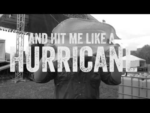 Luke Combs - Hurricane (Lyric Video)