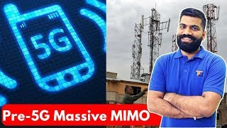 Pre-5G Massive MIMO Technology? AirTel & Jio in India Explained...