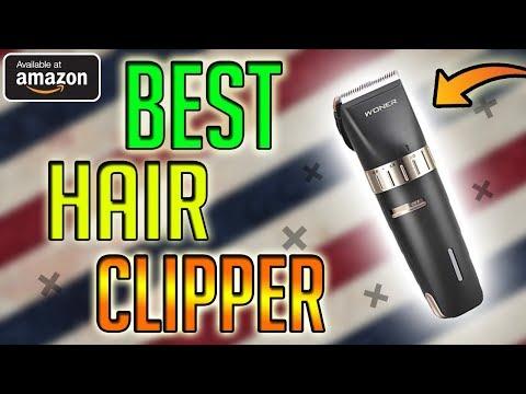 WONER Hair Clipper HC816B (Amazon)