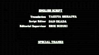 Resident Evil 2 - Resident Evil 2  (PS1 / PlayStation) - Credit Line of Whole Staff (5th Gen Console Video Game Music) - User video