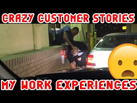 CRAZY CUSTOMER YELLS AT ME | My Work Experiences |