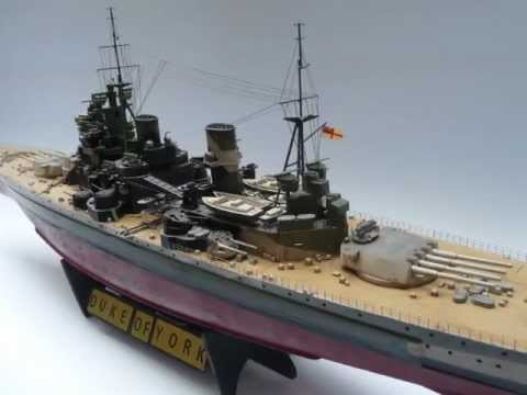 King George V class battleships by Erick Navas