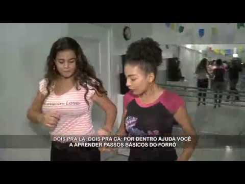 Aprenda a dançar forró