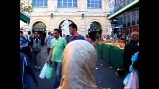 Marseille - Marché arabe - septembre 2011