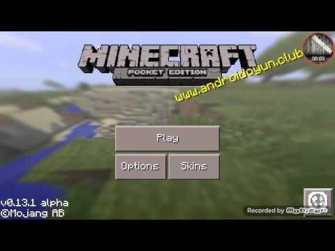 Minecraft ilk bakilis