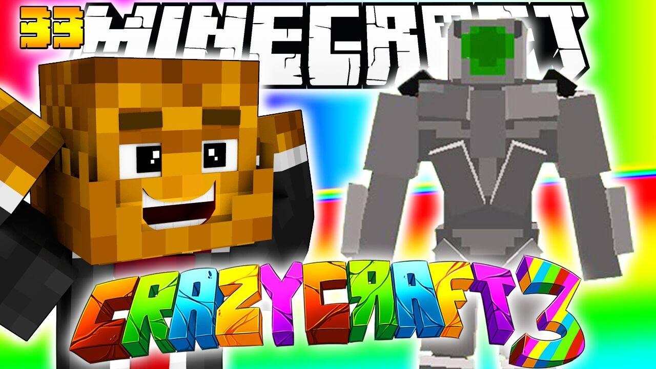 Minecraft crazy craft 3 0 vurp transformers armor 33 for Crazy craft 3 0 server