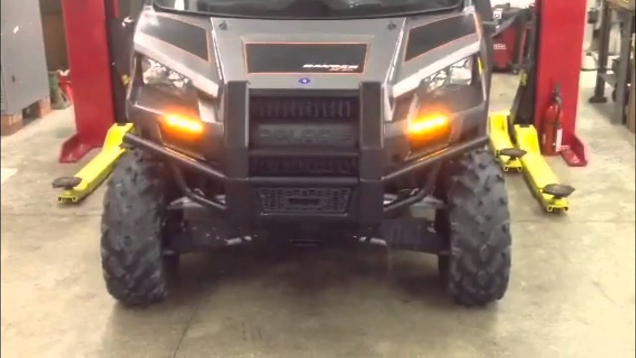 Polaris Xp 1000 >> DUX Signal Kit for the Polaris Ranger - YouTube