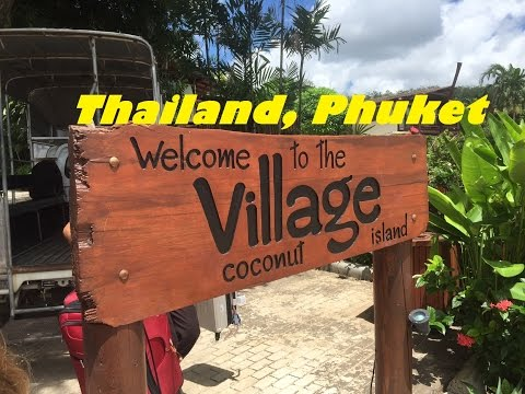 Overview hotel:  The Village Coconut Island 5* ( Thailand, P