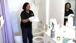 House Cleaning - Toilets