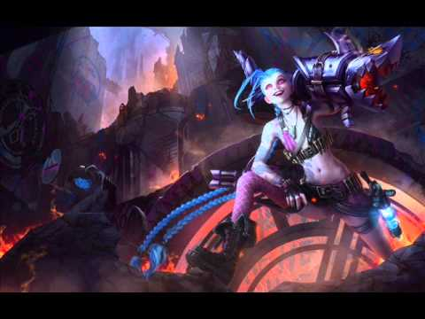 Jinx - Login Music - 10 Hours - League of Legends
