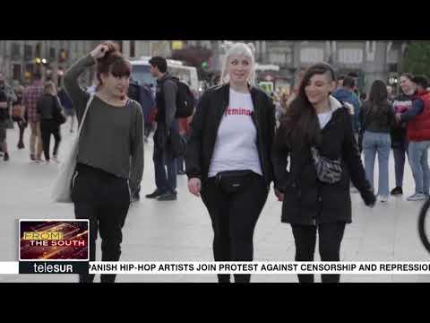 Spanish Hip-Hop Artists United Against Censorship