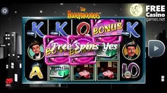 The Honeymooners new slot game play free online #gaming