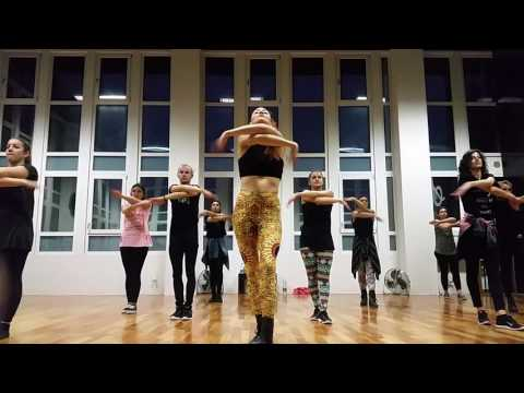 Fujiko Ninja - Arms Control Choreography
