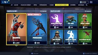 "FORTNITE December 24Th Skin ""KRAMPUS"" shop!"