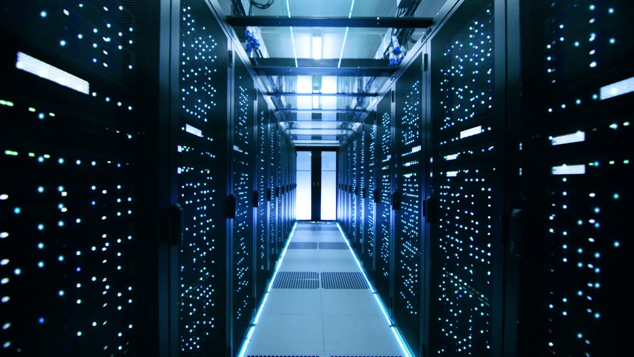 The difference in data center cooling