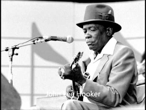 John Lee Hooker South Lounge 4 9 83 Early Show