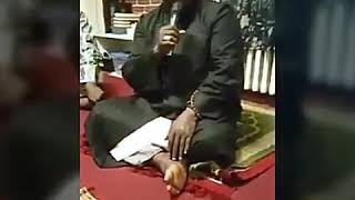 SPECIAL PRAYER BY SHEIKH YAHYA SALATY AMIRUL JAISH BEFORE HIS DEMISE
