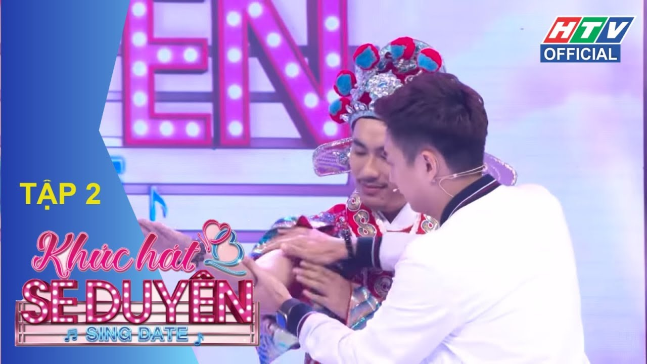 image HTV KHÚC HÁT SE DUYÊN | Chàng trai Hàn chinh phục trái tim cô gái Việt | KHSD #2 FULL | 14/3/2018