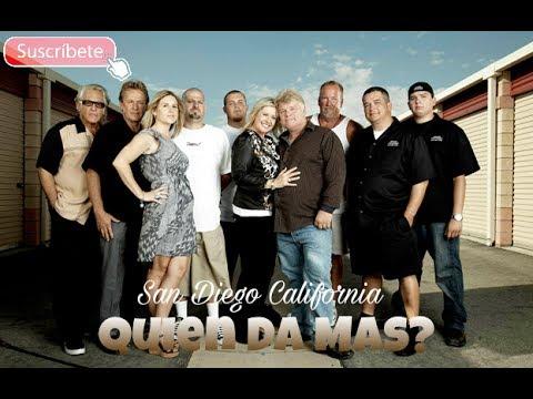 ¿Quién Da Más?  -San Diego California