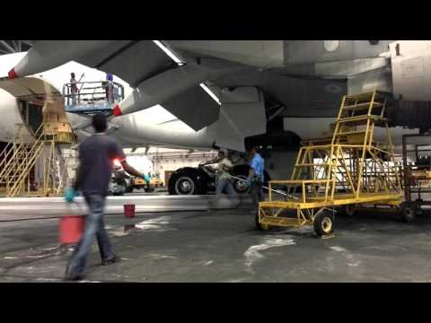 Life as trainee in Aircraft Maintenance and Engineering