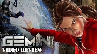 Review: Gemini - Heroes Reborn (PlayStation 4, Xbox One & Steam) - Defunct Games
