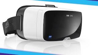 ZEISS VR ONE - Produkt-Interview zur VR-Brille!