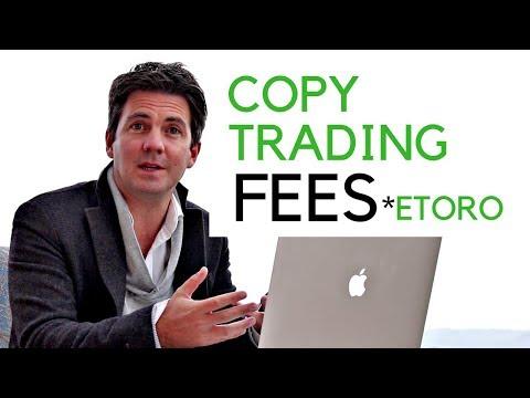 Copy Trading Fees on Etoro