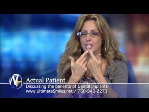Dr. Henninger Shares Patient Testimonial for Dental Implants in Oceanside, CA