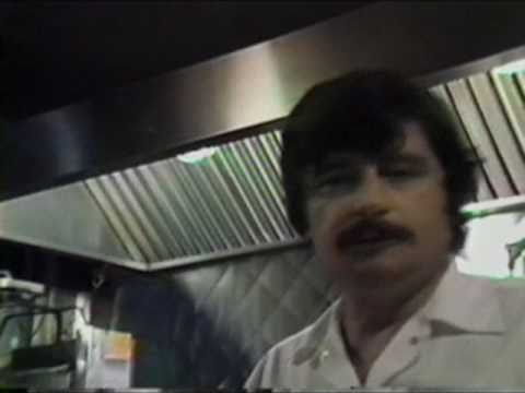 BLIZZARD of 1984 - Inside Romano's Pizza and Leisure Video (Astoria, N.Y.)