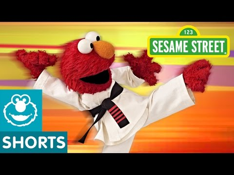 Sesame Street: Elmo the Musical: Karate