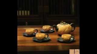 Yixing TeaPots.Цзян Жун-легенда прикладного искусства цзыша.Исинские чайники.