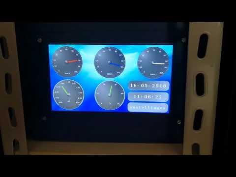 diy aquarium controller met arduino nextion and jmb aqualight youtube