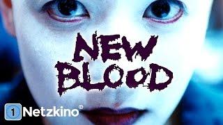 New Blood (Horrorfilm in voller Länge, kompletter Spielfilm, deutsche Fassung) *ganze horrorfilme*