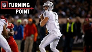 Derek Carr Comes Up Clutch in Wild Ending vs. Chiefs (Week 7) | NFL Turning Point