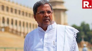 Congress' Siddaramaiah Confirms Karnataka Assembly Floor Test On Thursday