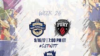 Charlotte Independence vs Ottawa Fury full match