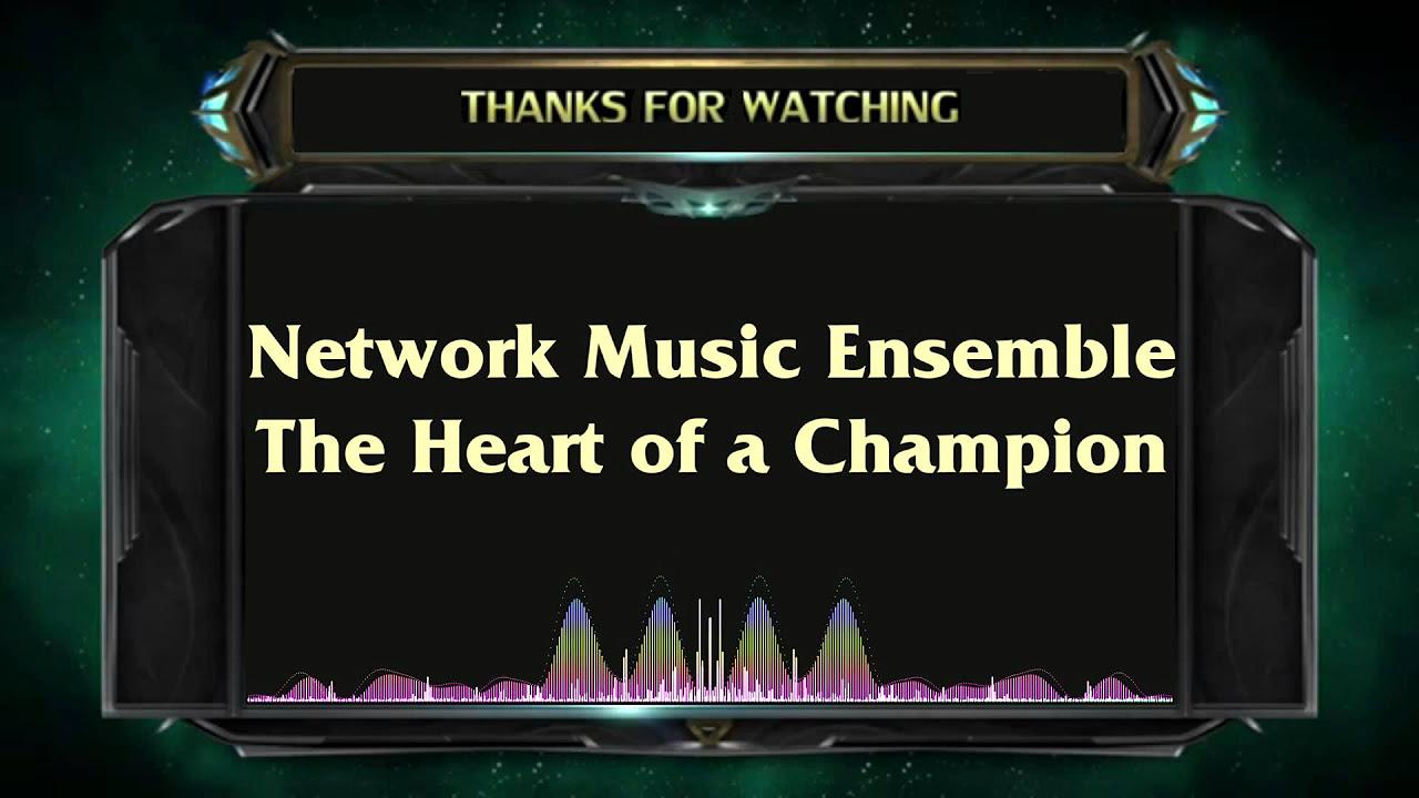 Network Music Ensemble Gina Brigida The Heart Of A Champion