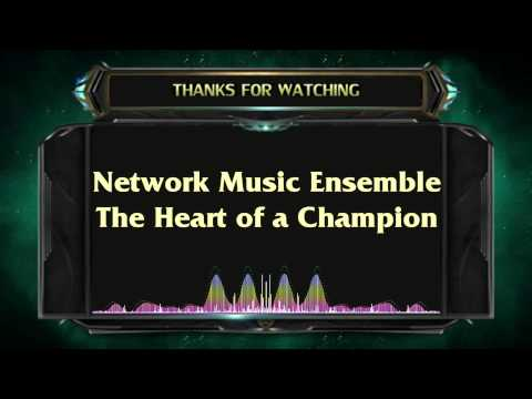 Network Music Ensemble (Gina Brigida) - The Heart of a Champion