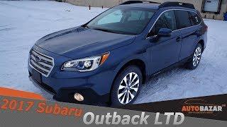 Страховой аукцион IAA. 2017 Subaru Outback видео. Обзор Cубару Аутбек  Покупка битых авто.