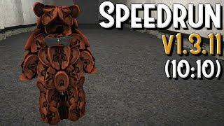 SCP:CB (v1.3.11) - WR Speedrun - Gate B Ending 1 Any% (10:10)