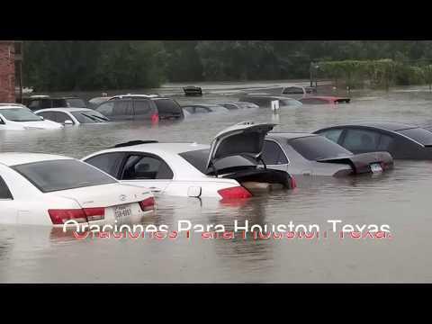 HURACAN HARVEY  Houston Texas CATASTROFICAS INUNDACIONES