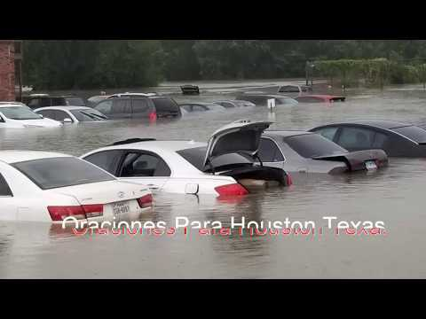 HURACAN HARVEY  Houston Texas CATASTROFICAS INUNDACIONES